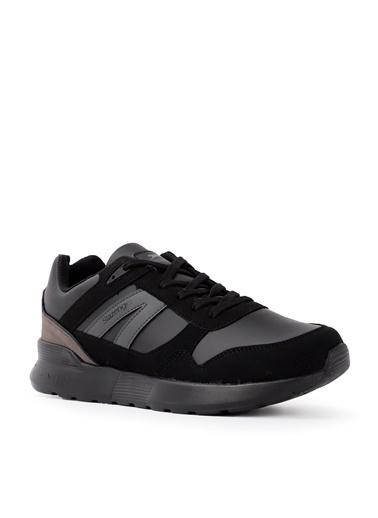 Slazenger Slazenger SHELL I Koşu & Yürüyüş Erkek Ayakkabı    Siyah